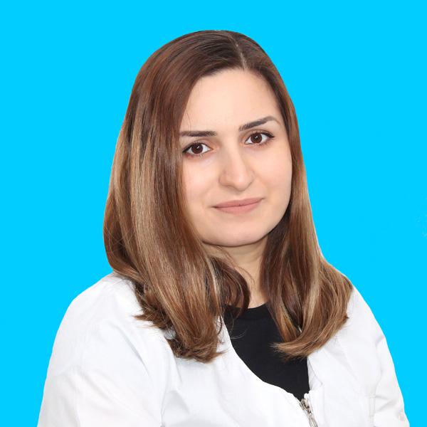 Овсепян Лусик Завеновна - Врач-терапевт, кардиолог в медицинском центре Фрязино